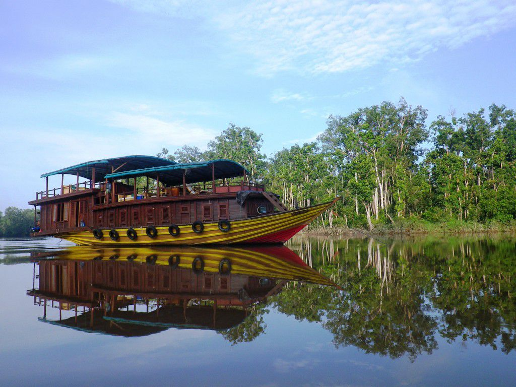 Kalimantan. Orangutan River Cruise - Photo 2