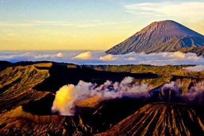 Bromo sunrise and Ijen Blue fire