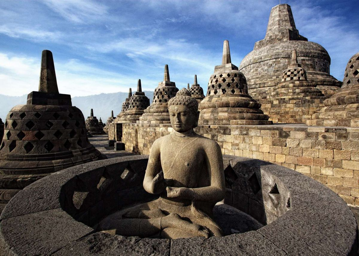 Borobudur & Plateau Dieng - Photo 4