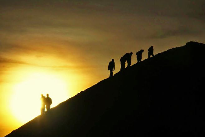 Agung sunrise trekking - Photo 2