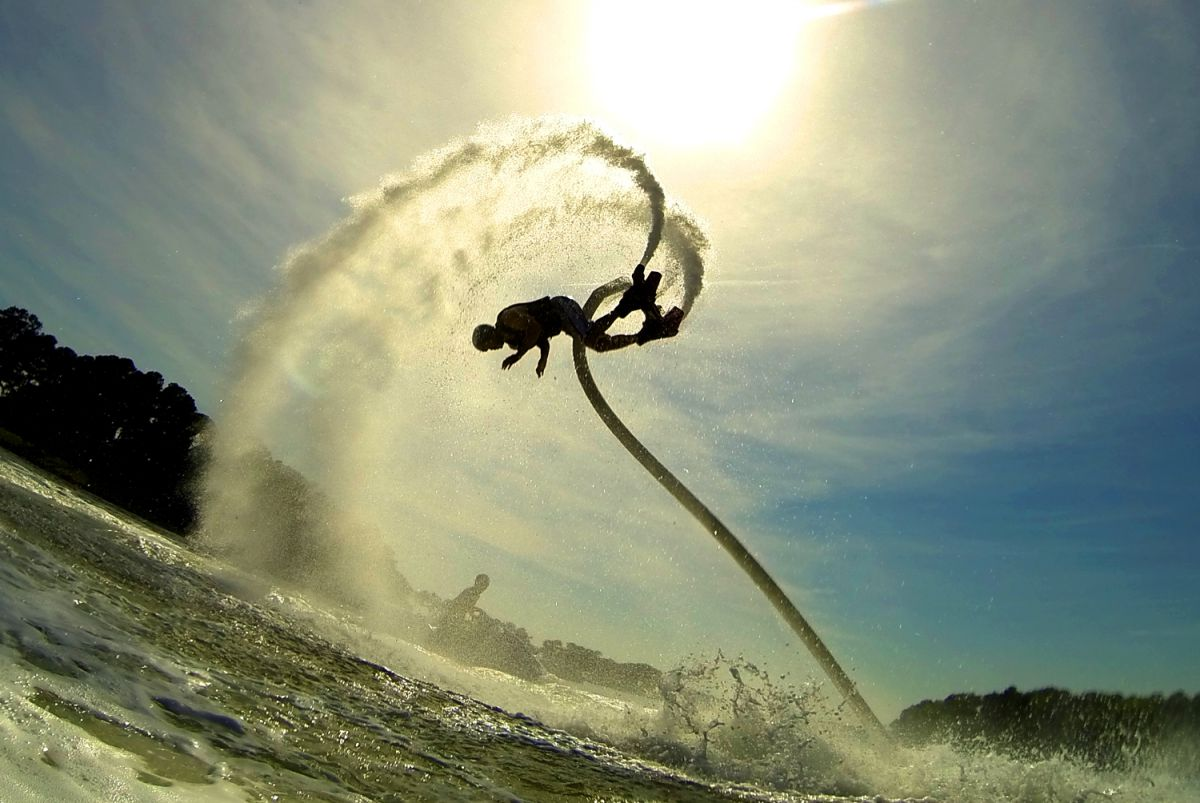 Flyboard - Photo 6