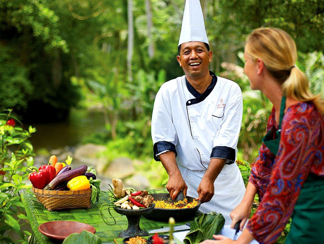 Balinese cooking class - Photo 1
