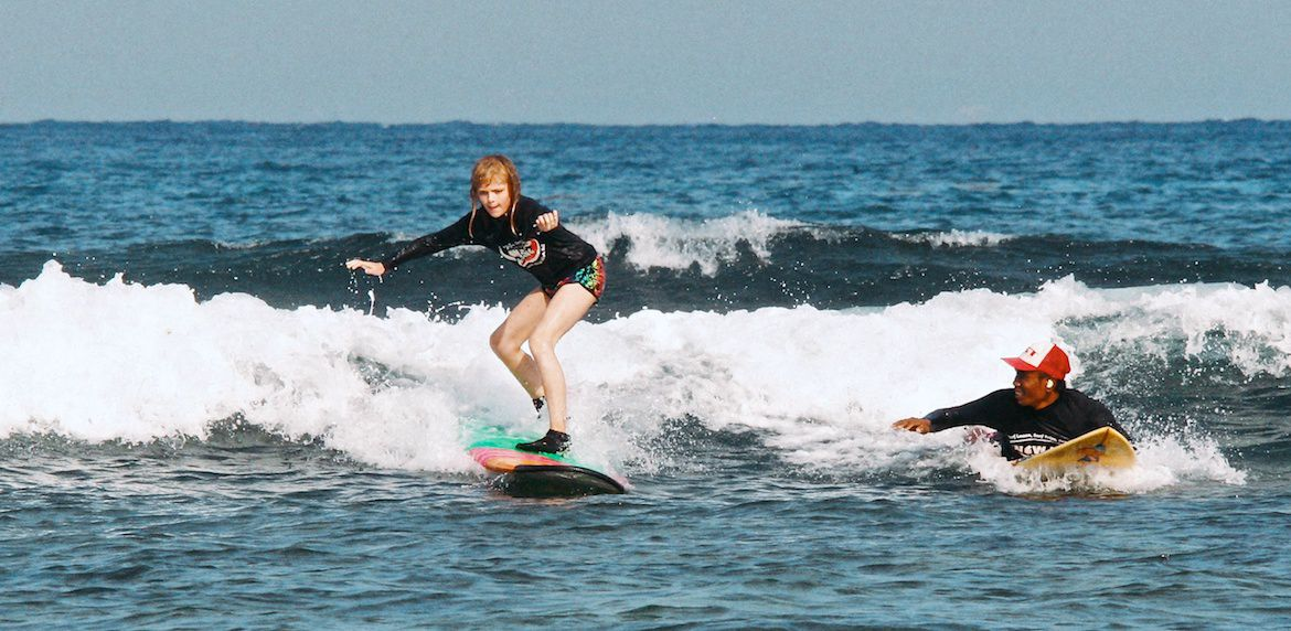 Private surfing lesson - Photo 3