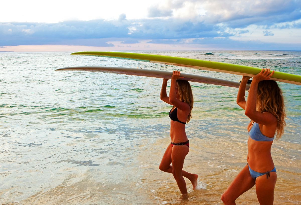 Private surfing lesson - Photo 8