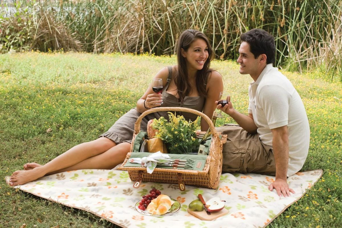 Romantic picnic - Photo 1