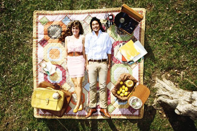Romantic picnic - Photo 2