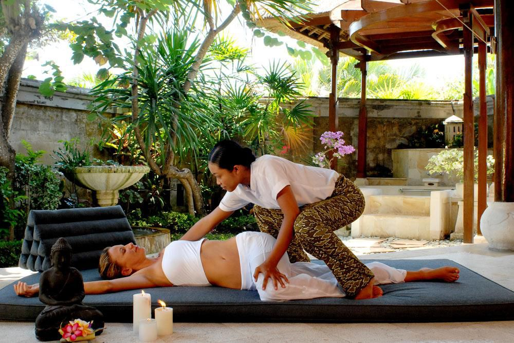 Balinese massage course - Photo 5