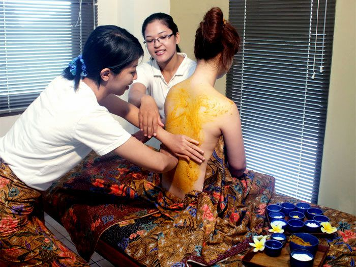 Balinese massage course - Photo 4