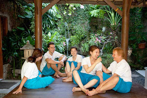 Balinese massage course - Photo 7
