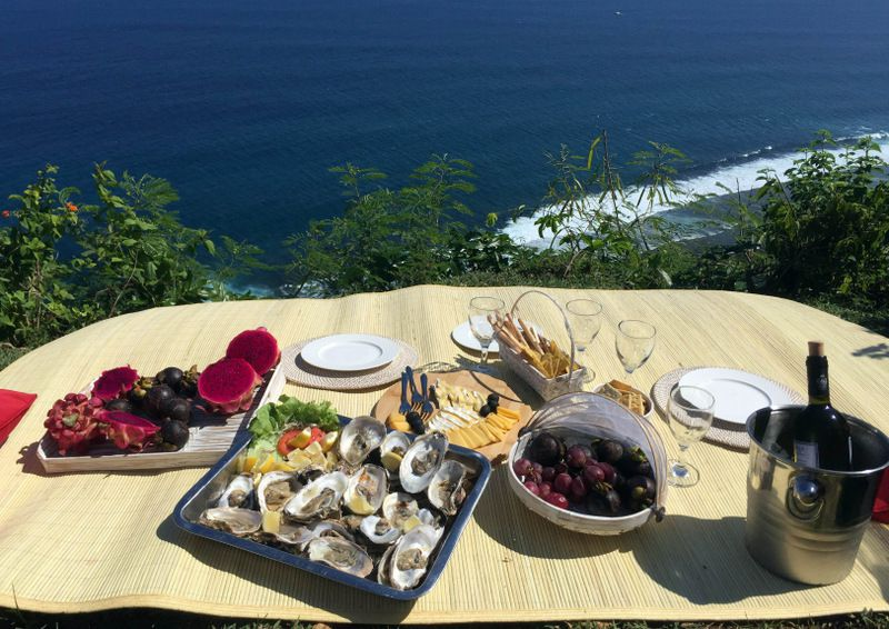 Mediterranean romantic picnic - Photo 2