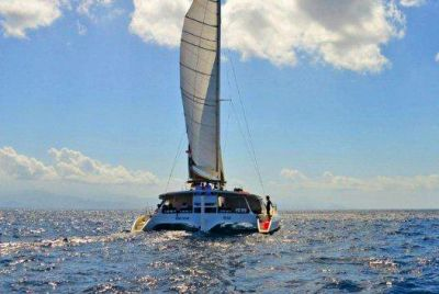 Waka Sailing Cruise
