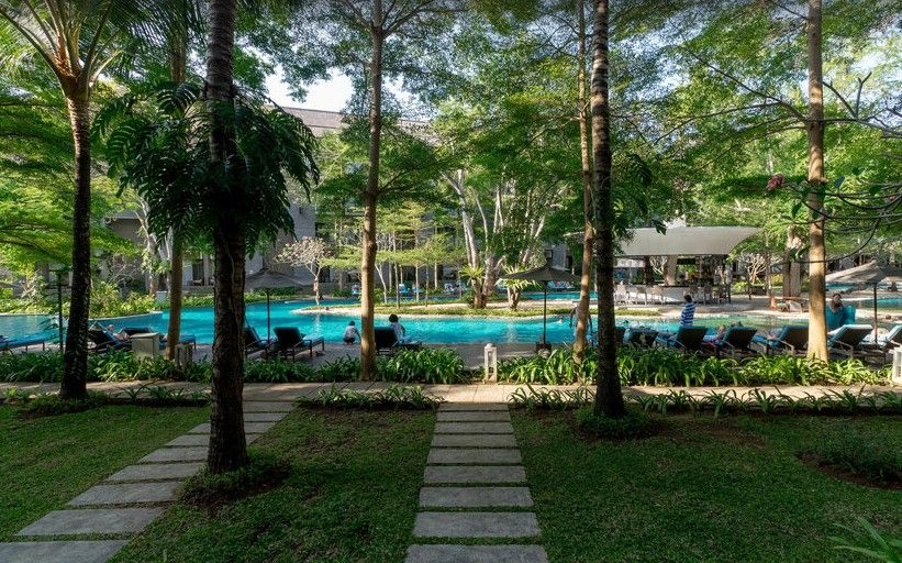 Courtyard Marriot Nusa Dua 5* - Photo 9
