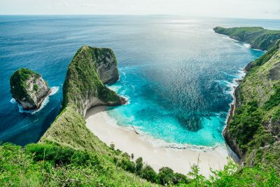 West Nusa Penida Tour (Best beaches & Manta Point)