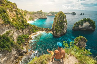 West & East Nusa Penida Tour + Manta Point