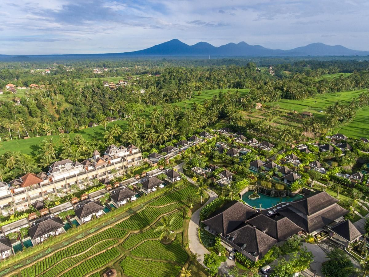 Desa Visesa Ubud 5* - Photo 1