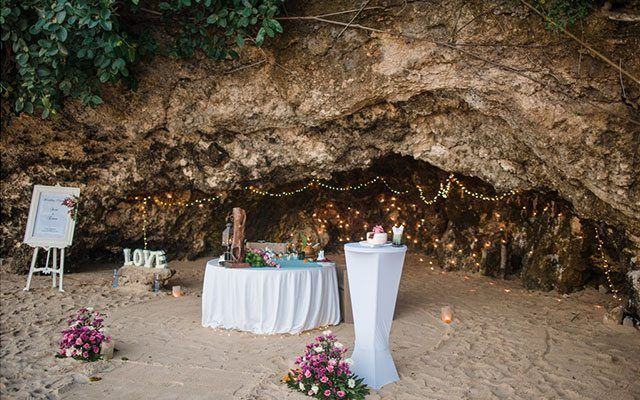 Romantic dinner in the private cave - Photo 7