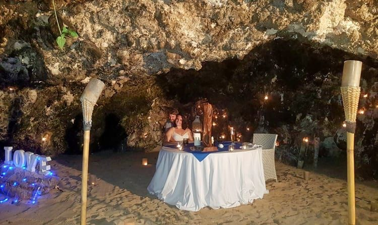 Romantic dinner in the private cave - Photo 6