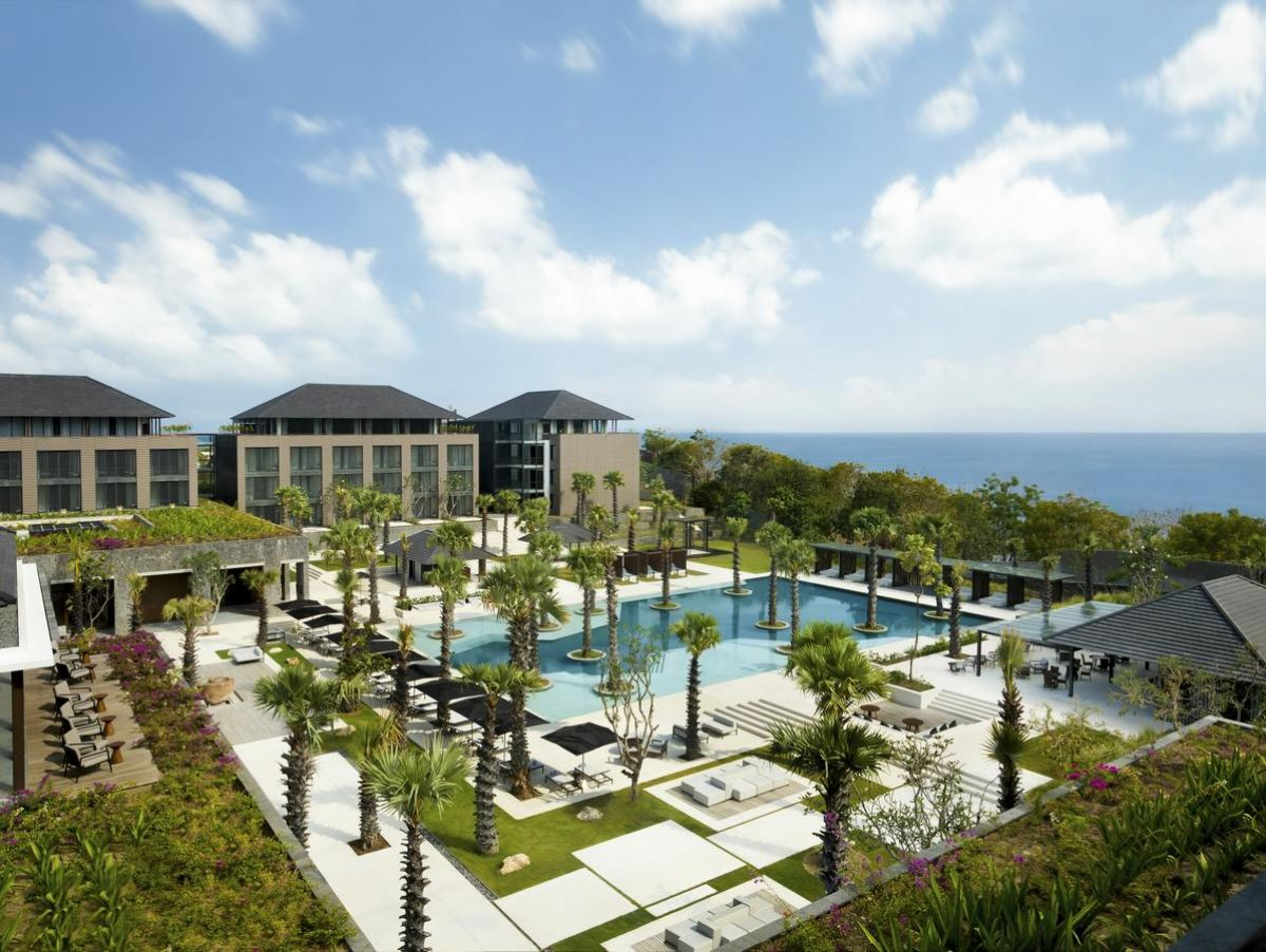Radisson Blu Bali Uluwatu 5* - Photo 1