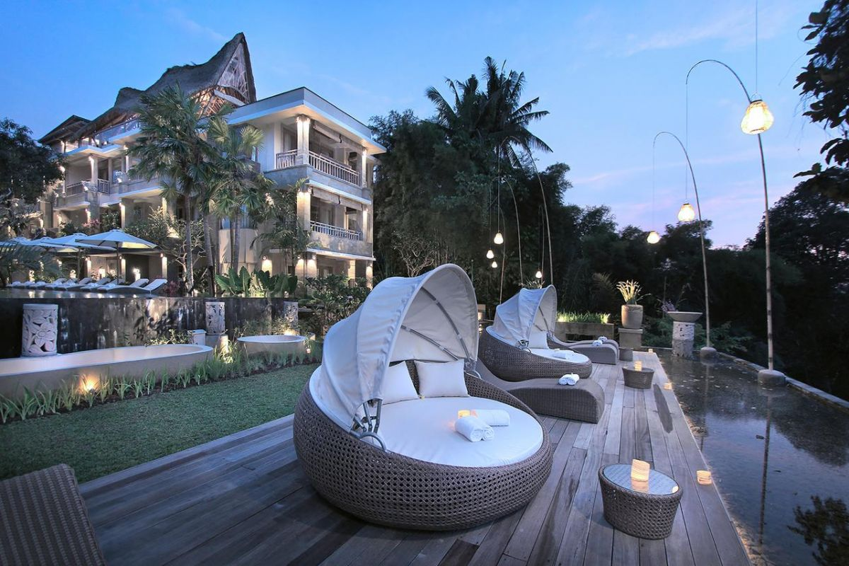 The Udaya Resort Ubud 4* - Photo 5
