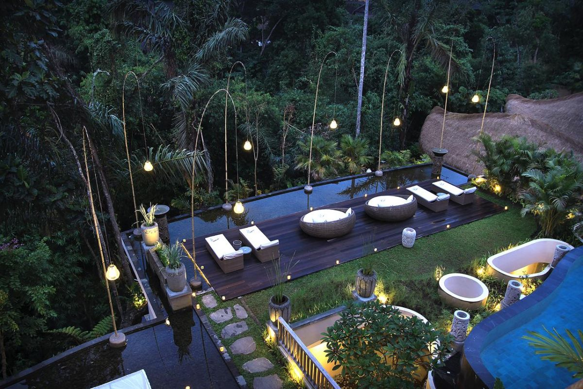 The Udaya Resort Ubud 4* - Photo 3