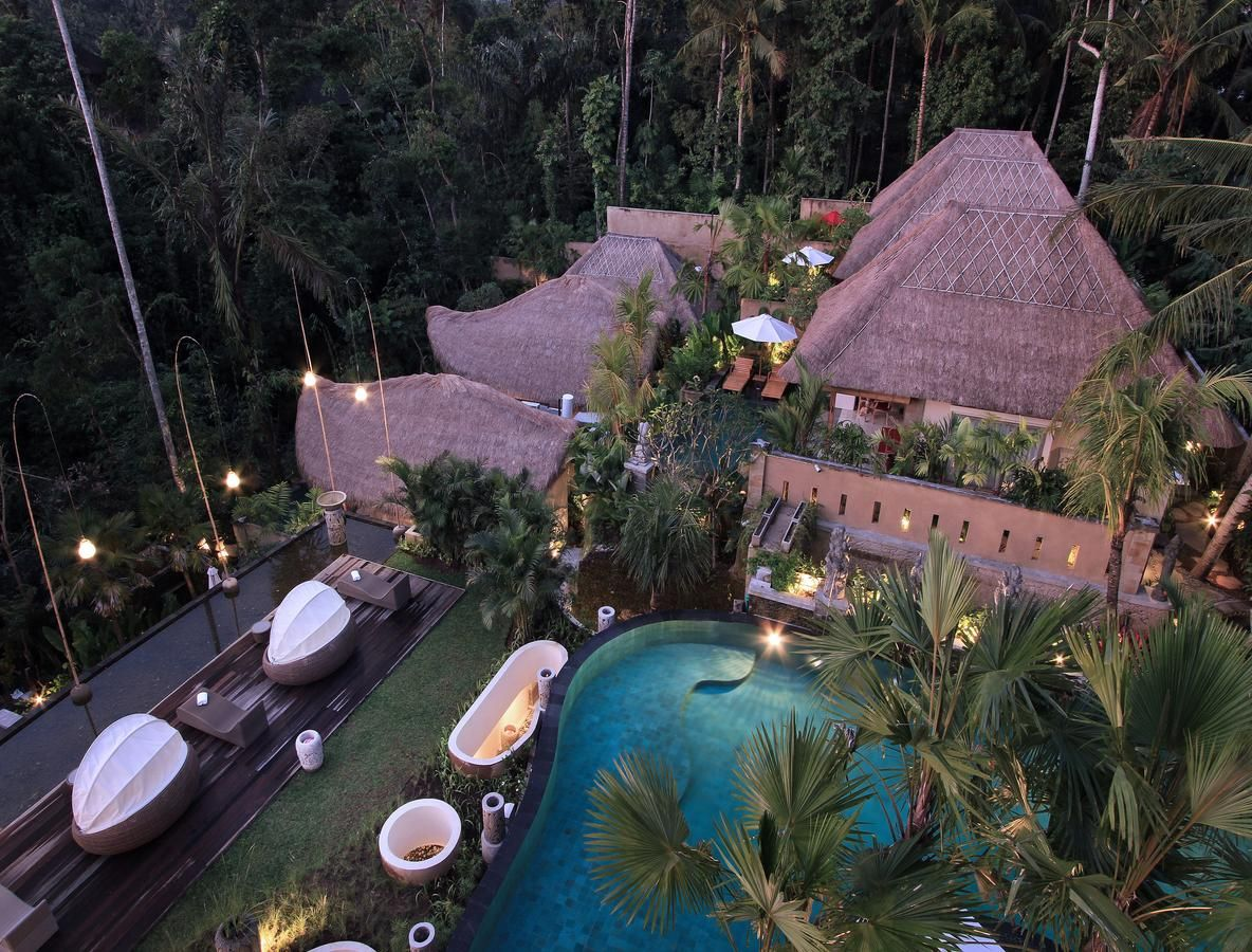 The Udaya Resort Ubud 4* - Photo 2