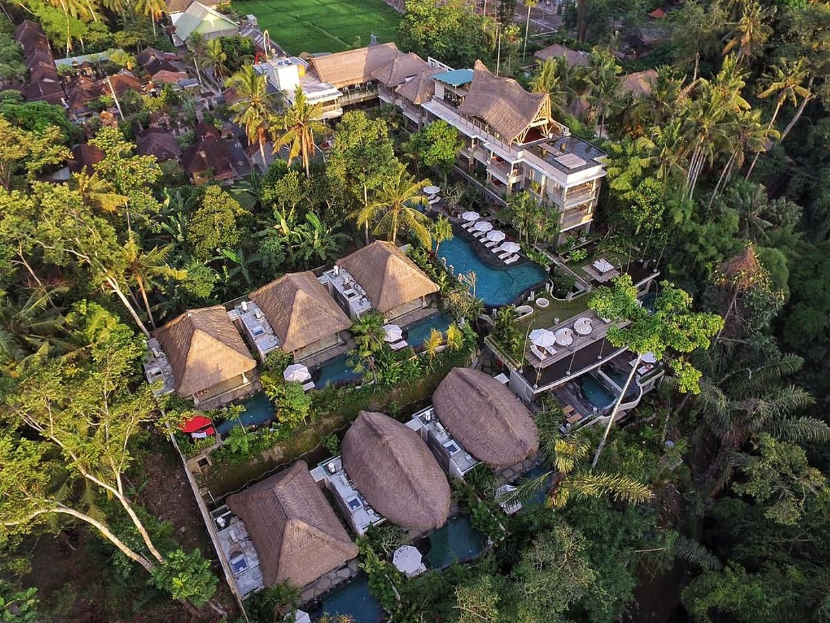 The Udaya Resort Ubud 4* - Photo 1
