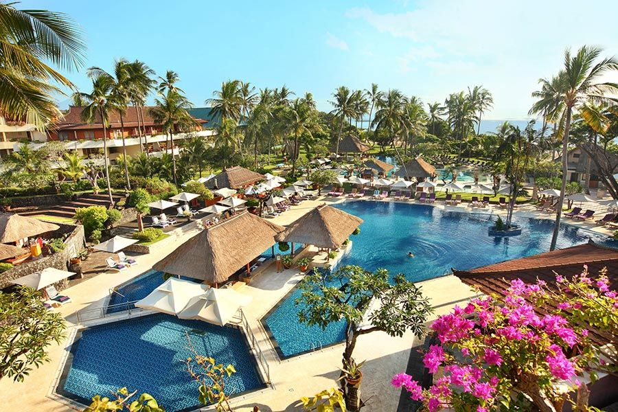 Nusa Dua Beach Hotel - Photo 2