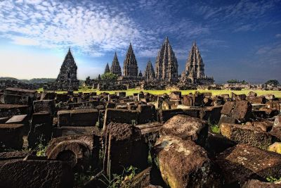 The Great Temples of Java