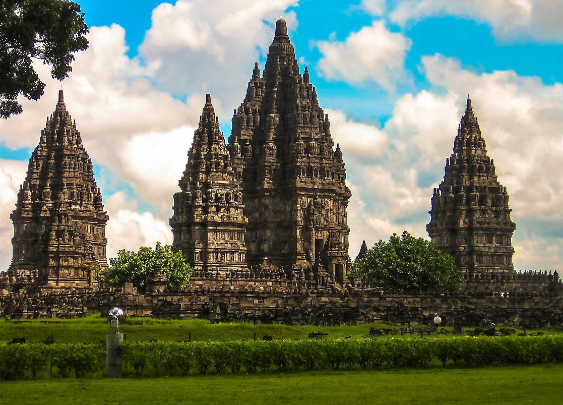 The Great Temples of Jawa - Photo 1