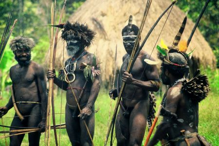 Papua - back to the past