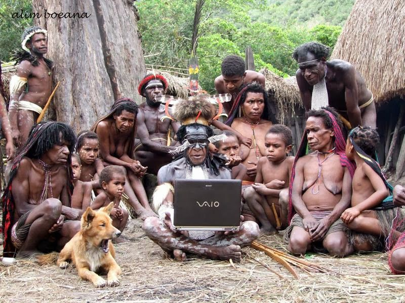 Papua - back to the past - Photo 7